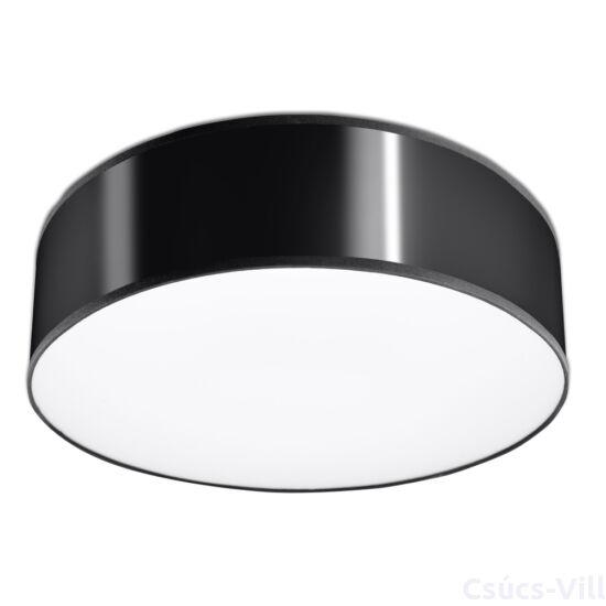 Sollux - Mennyezeti lámpa -  ARENA 35 fekete