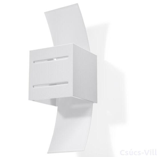 Fali lámpa -  LORETO fehér