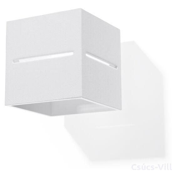 Fali lámpa -  LOBO fehér