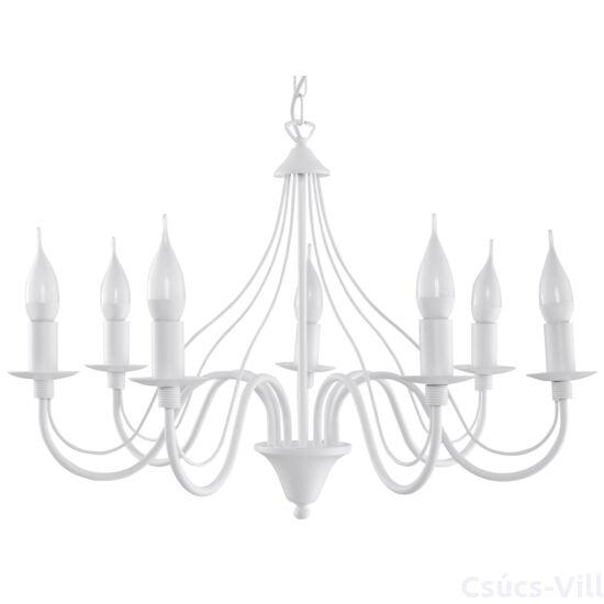 Sollux - Csillár - MINERWA 7 Fehér