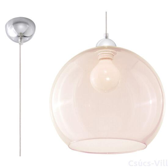 Sollux - Függeszték lámpa - BALL pezsgő