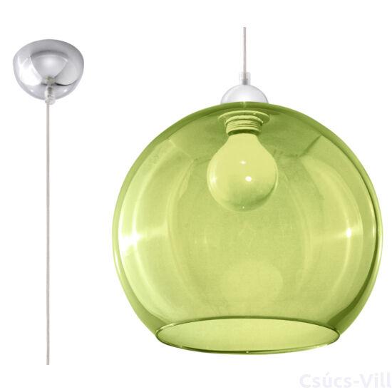 Sollux - Függeszték lámpa - BALL szürke