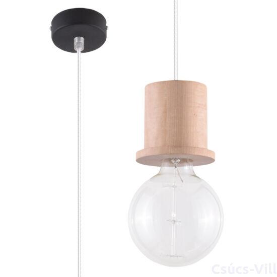 Sollux - Függeszték lámpa - MILO