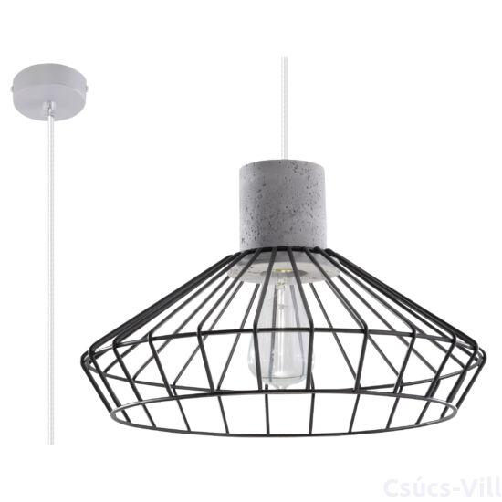 Sollux - Függeszték lámpa - NELSON