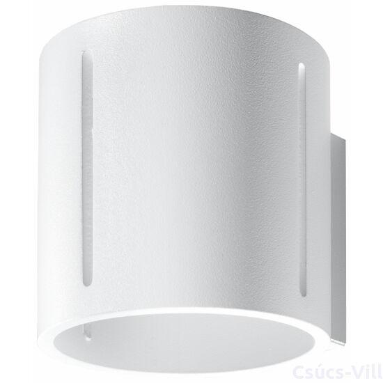 Fali lámpa -  INEZ fehér