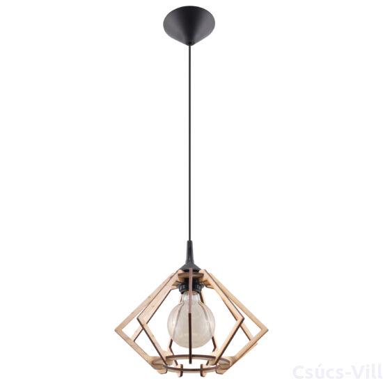 Sollux - Függeszték lámpa fa - POMPELMO