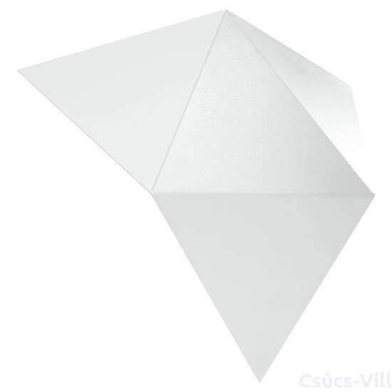 Fali lámpa -  SOLIDO fehér