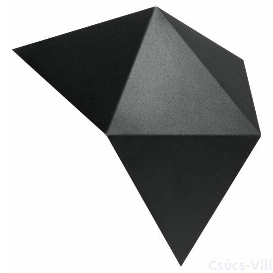 Fali lámpa -  SOLIDO fekete
