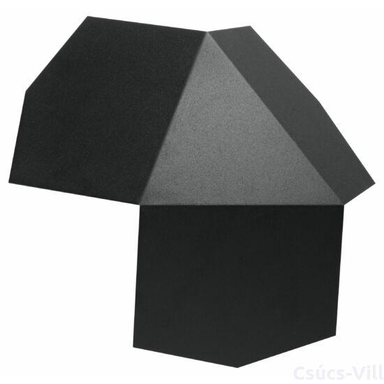 Fali lámpa -  TRE fekete