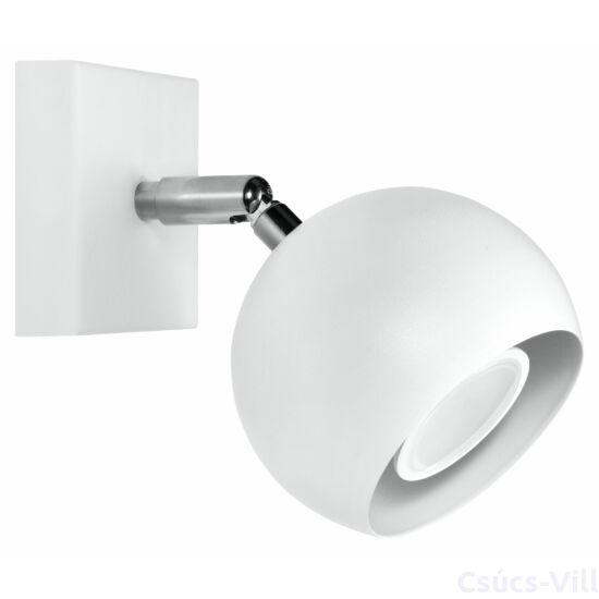 Fali lámpa -  OCULARE fehér
