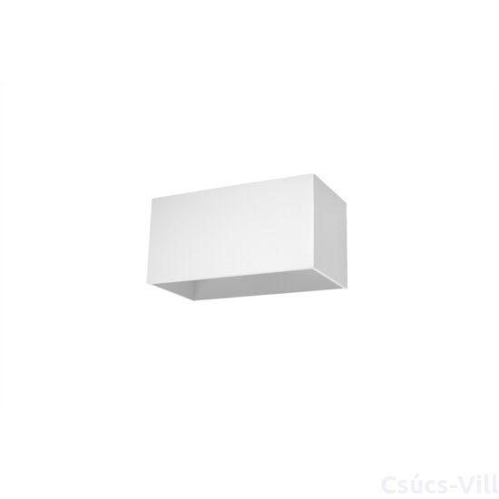 Fali lámpa -  QUAD MAXI fehér