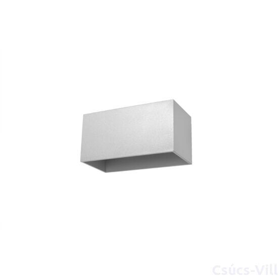 Fali lámpa -  QUAD MAXI szürke