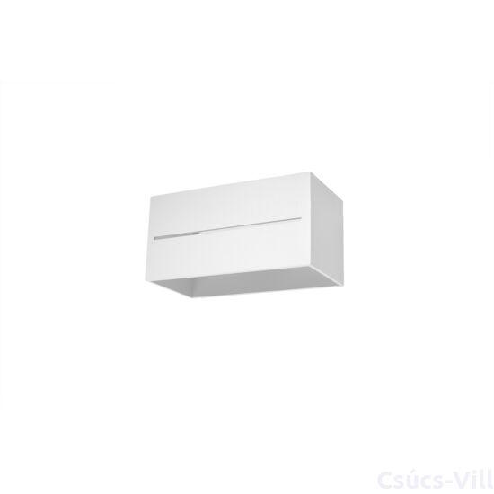 Fali lámpa -  LOBO MAXI fehér
