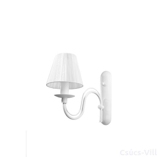 Fali lámpa -  MINERWA ABAZUR fehér