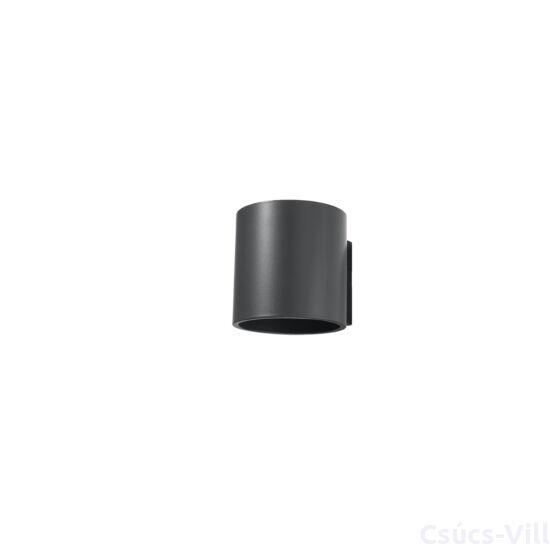 Fali lámpa -  ORBIS 1 antracid