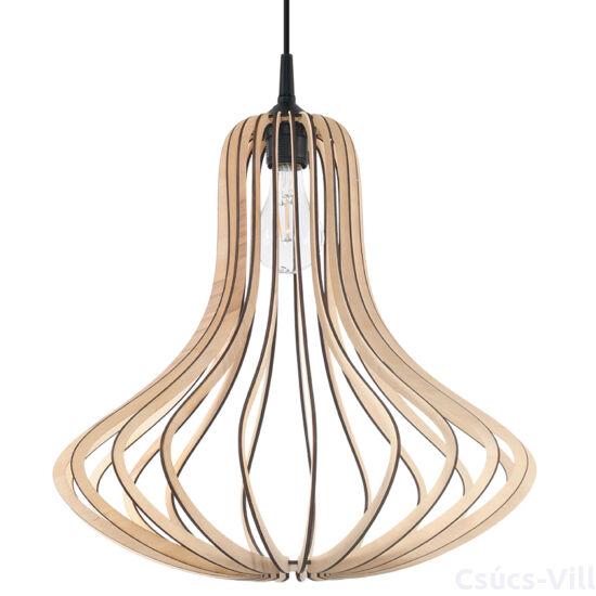 Sollux - Függeszték lámpa - ELZA fa