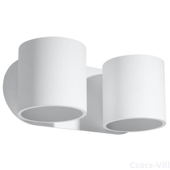 Fali lámpa -  ORBIS 2 fehér