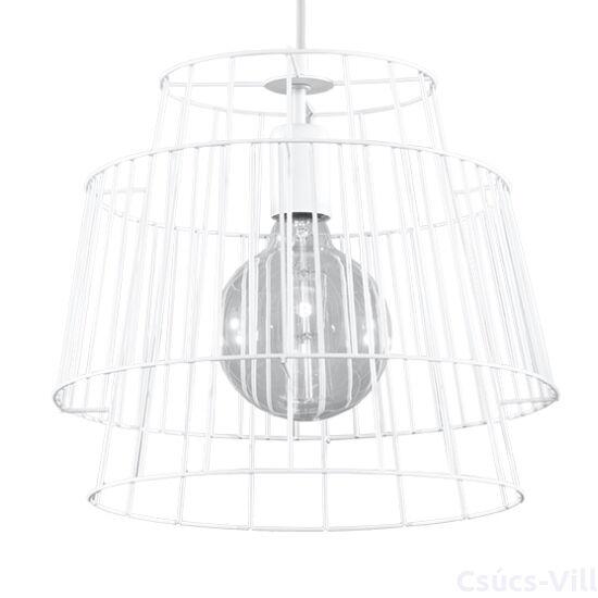 Sollux - Függeszték lámpa - GATE Fehér