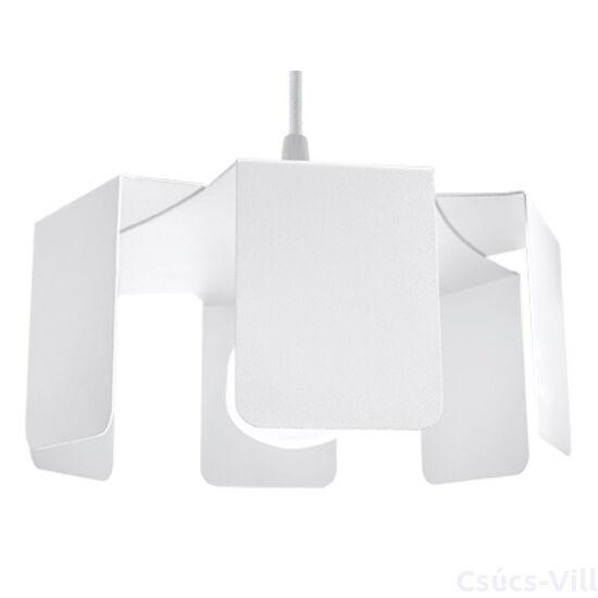 Sollux - Függeszték lámpa - TULIP Fehér