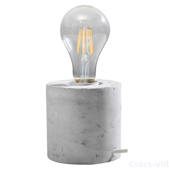Sollux - Asztali lámpa - SALGADO concrete