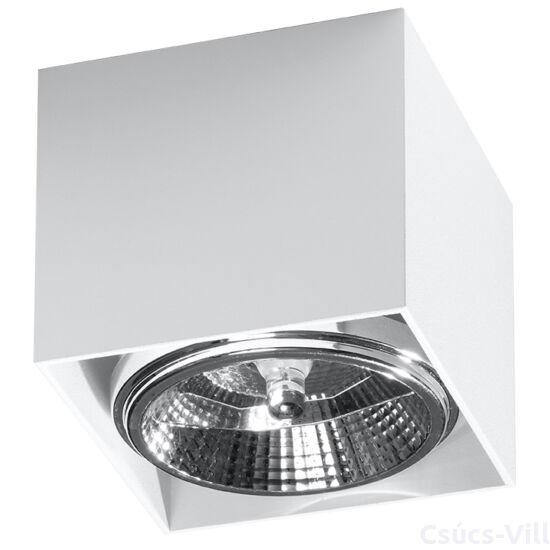 Sollux - Mennyezeti lámpa -  BLAKE fehér