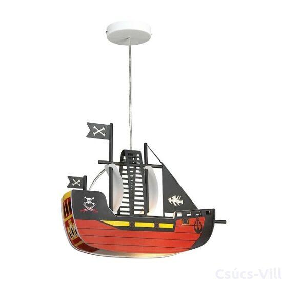 Ship függeszték, L37cm,-  Rábalux