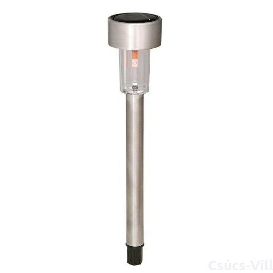 Solar 1 kültéri lámpa lámpa LED 0,1W inox IP44