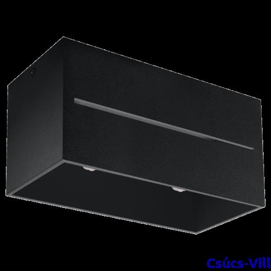 Sollux - Mennyezeti lámpa -  LOBO 2 fekete