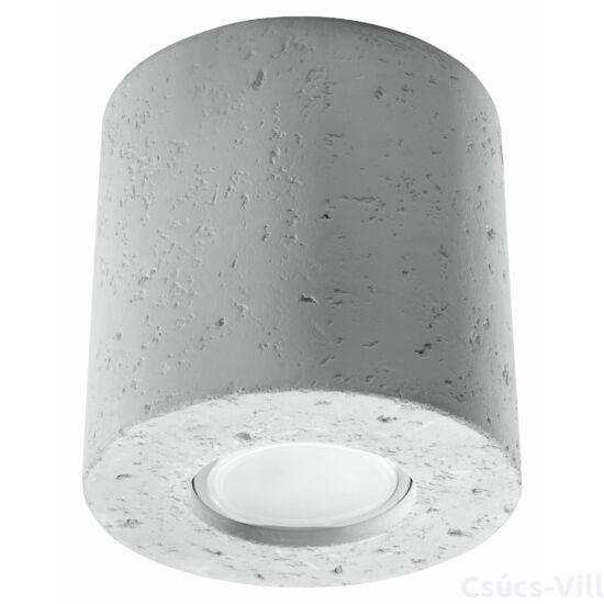 Sollux - Mennyezeti lámpa -  ORBIS beton