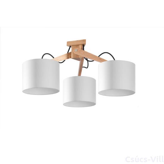 Sollux - Mennyezeti lámpa -  LEGNO 3
