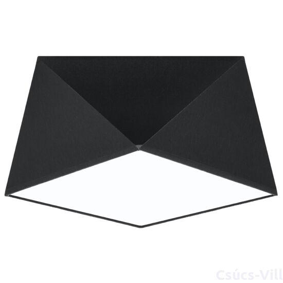 Sollux - Mennyezeti -  HEXA 25 fekete