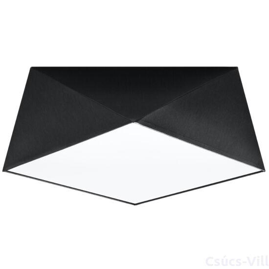Sollux - Mennyezeti lámpa -  HEXA 35 fekete