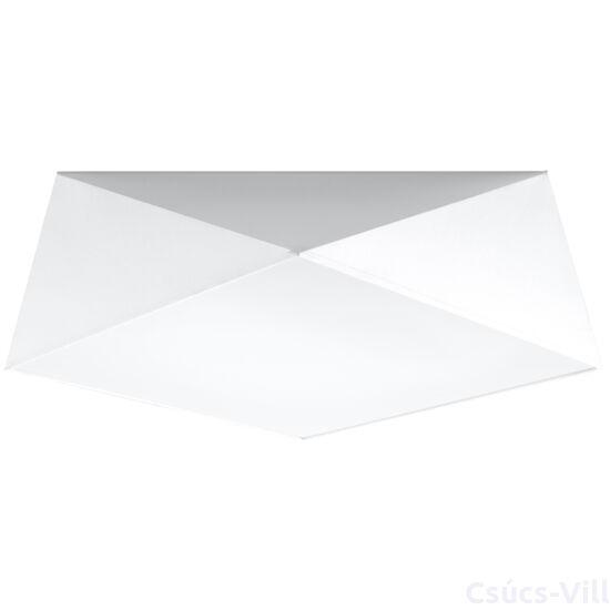 Sollux - Mennyezeti lámpa -  HEXA 45 fehér