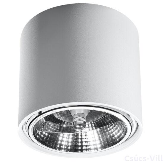 Sollux - Mennyezeti lámpa -  TIUBE fehér