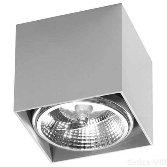 Sollux - Mennyezeti lámpa -  BLAKE szürke