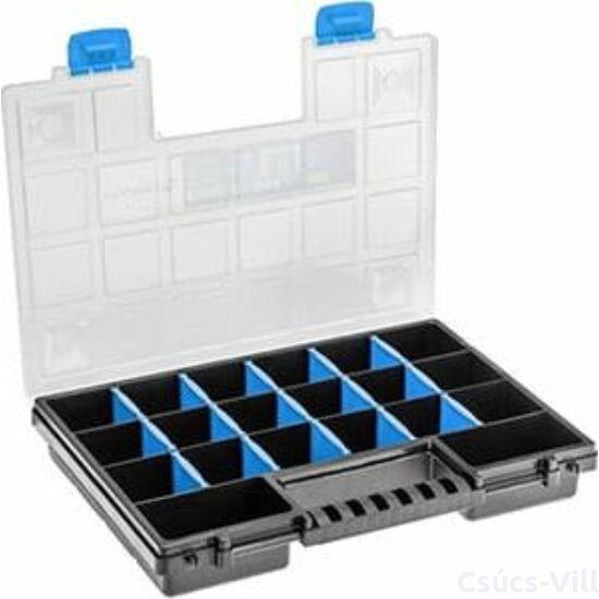 Högert műanyag rendszerező doboz-16'-H-HT7G026