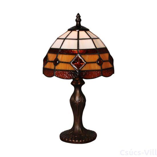 Tiffany asztali lámpa 1xe14/40w ø20cm ↕38cm