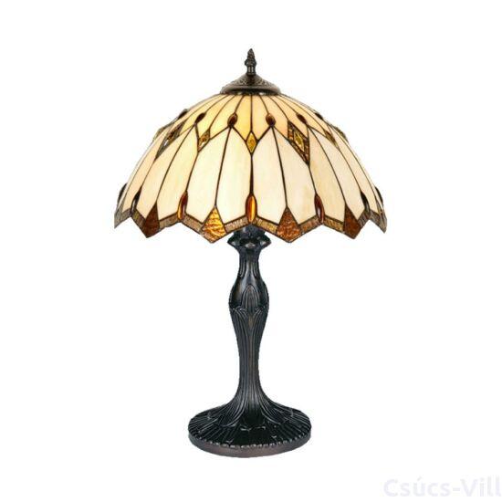 Tiffany asztali lámpa e27/60w ø31cm