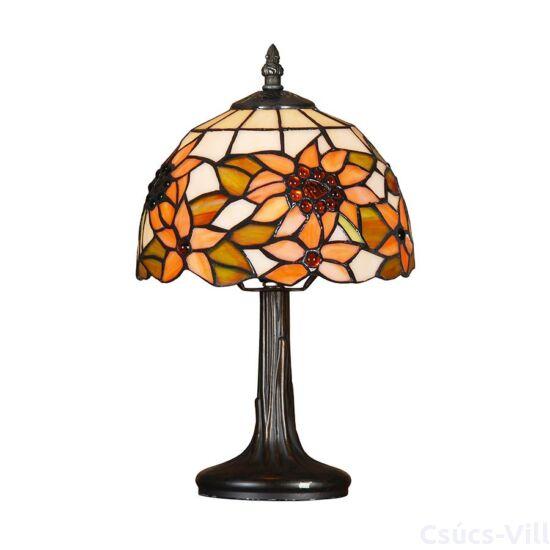 Tiffany asztali lámpa e14/40w ø21cm