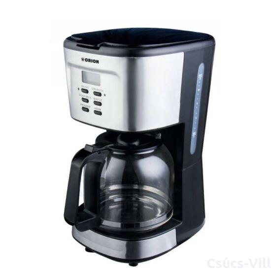 kávéfőző tejhabosítóval