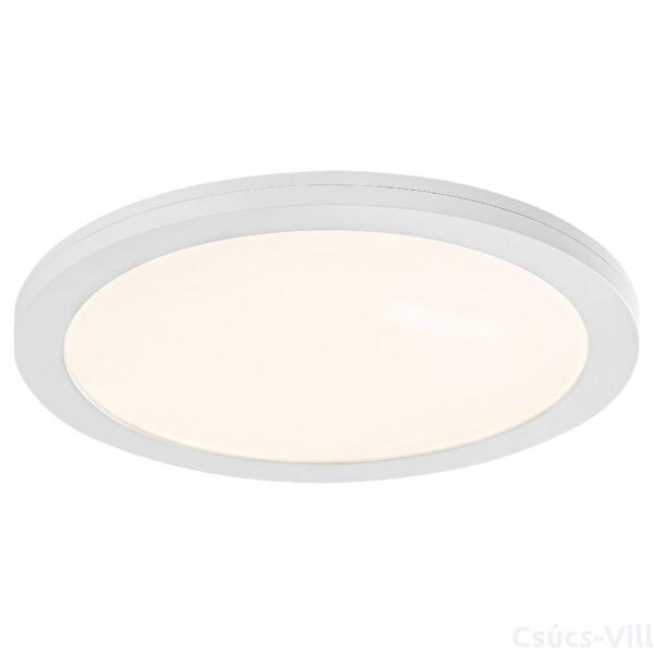 Sonnet mennyezeti lámpa -  LED 18W, fehér, D225mm - Rábalux