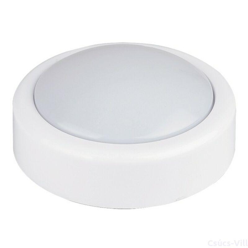 Push light, 2xAA 1,5V elem nem tartozék -  Rábalux