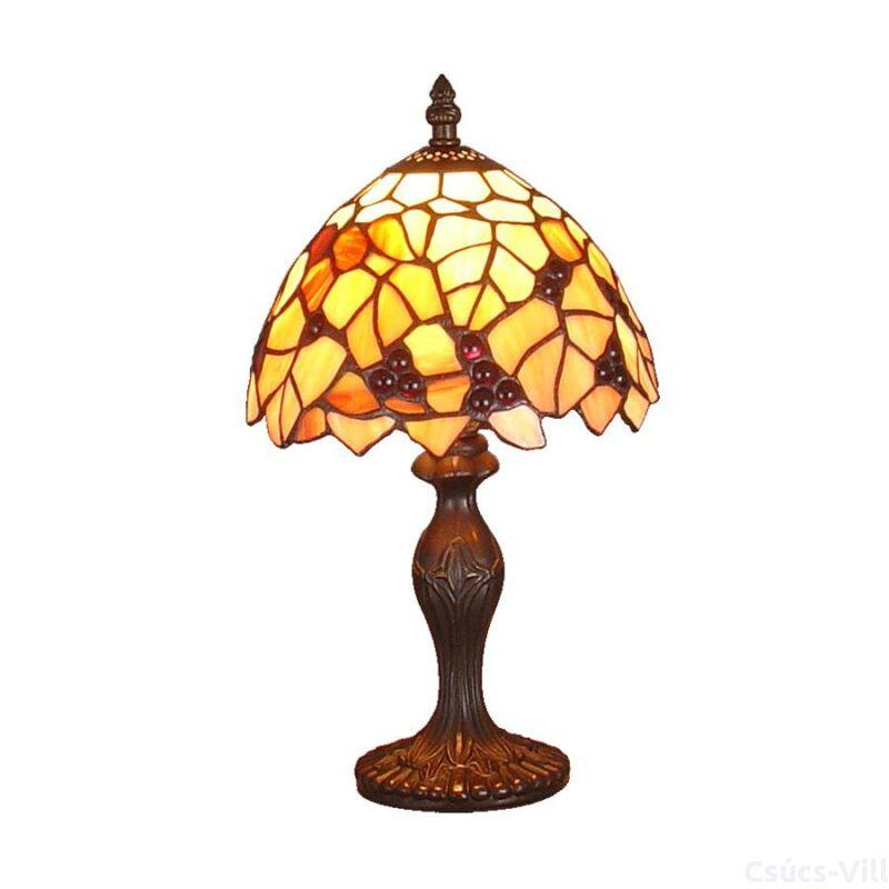 Tiffany asztali lámpa 1xe14/40w ø20cm
