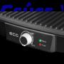 Kép 7/8 - ECG KG 100 elektromos grill