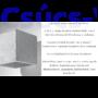 Kép 2/7 - Fali lámpa -  QUAD beton