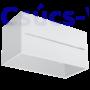 Kép 1/4 - Sollux - Mennyezeti -  LOBO 2 fehér