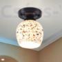 Kép 1/2 - Tiffany mennyezeti lámpa